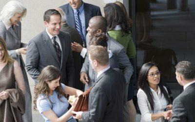 Cuáles son los mejores tipos de eventos de Networking
