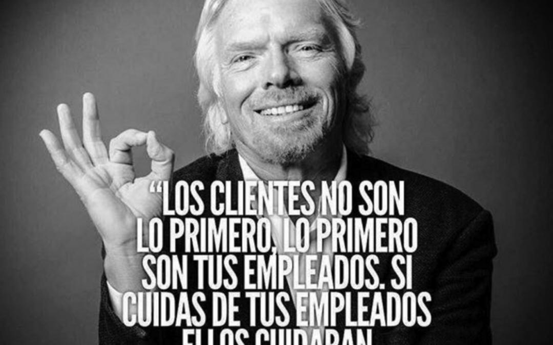 Los clientes NO son lo primero, los empleados son lo primero