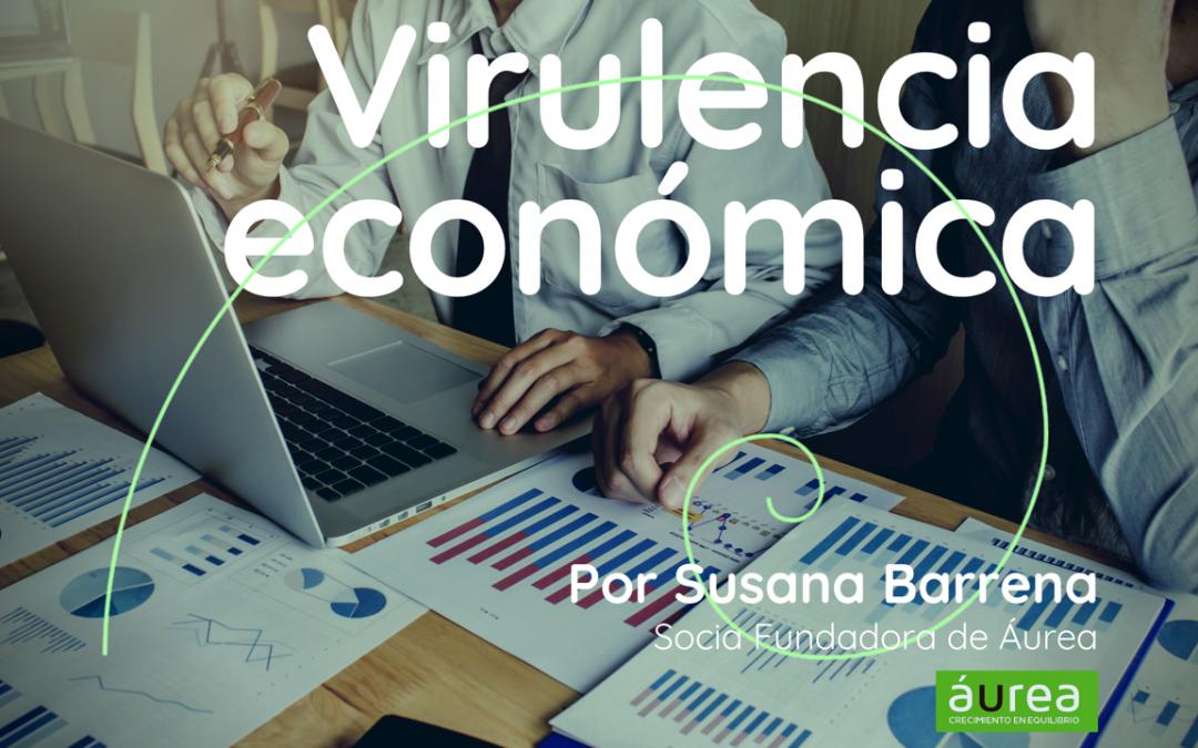 La virulencia económica